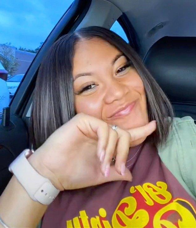 TikTok'ta Jaynee ismi ile bilinen kadın paylaştığı bir video ile her ay sevgilisinden kendisine kira ödemesi geldiğini anlattı.