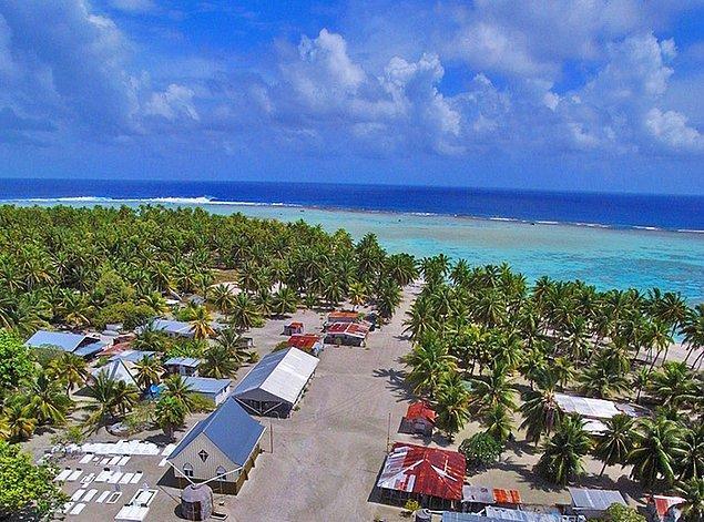 5. Palmerston Adası
