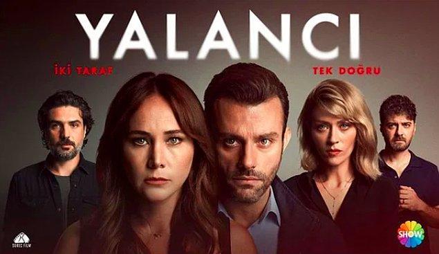 3. Yeni sezonda yayınlanacak olan 'Yalancı' dizisi ilk fragmanı ve hikayesiyle dikkat çekti!
