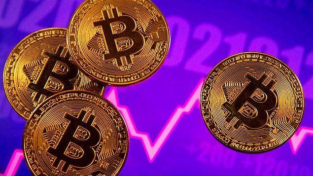 El Salvador'un kararı sonrası Bitcoin 53000 Dolar seviyelerine yaklaştı!