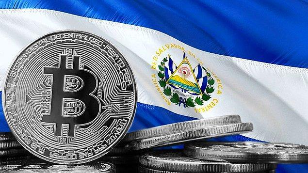 El Salvador dipten 150 Bitcoin daha aldı!