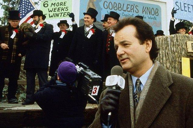 2. Groundhog Day (1993)