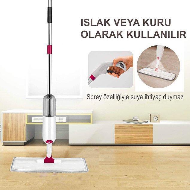 17. Turuncukoli sprey mop, ilginizi çekebilir...