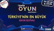 Türkiye'nin En Büyük Oyun Festivali İzmir'de Olacak!