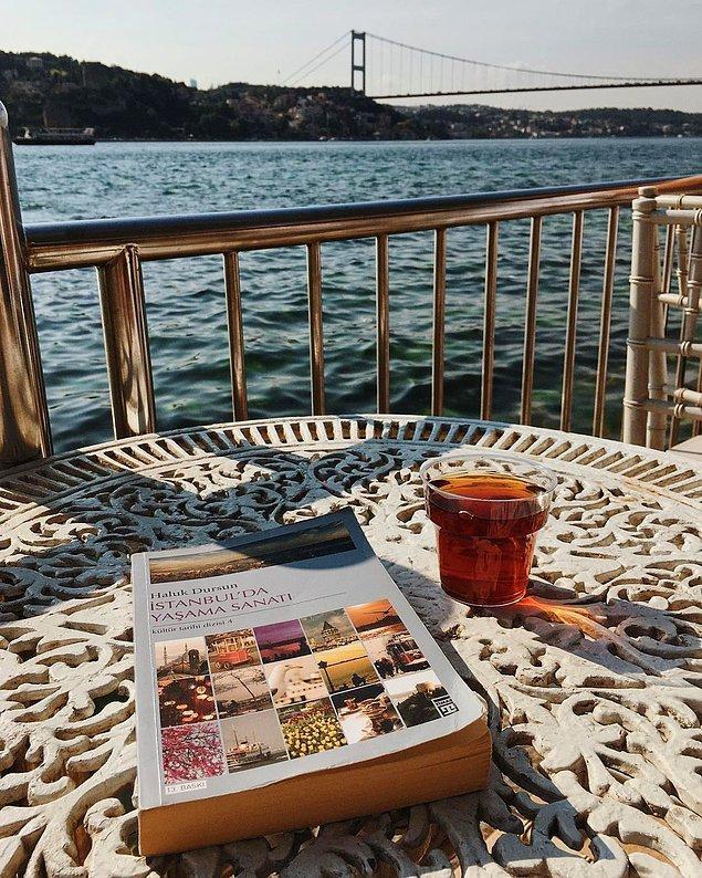 7. İstanbul'da Yaşama Sanatı - Haluk Dursun