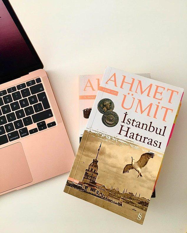 13. İstanbul Hatırası - Ahmet Ümit