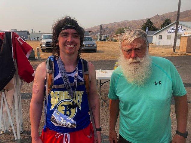 """16. """"7 Eylül 2020'de korkunç bir trafik kazası geçirdim. Doktorlar ayak parmaklarımdan birisini kesmek zorunda kaldılar ve bir daha muhtemelen koşamayacağımı söylediler. Bugün ilk maratonumu tamamladım!"""""""