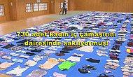 Bu Nasıl Alışkanlık? Çamaşırhaneden Aldığı 730 Tane Kadın İç Çamaşırı ile Yakalanan Enteresan Hırsız