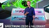 Ünlü Dj Zedd ile VALORANT Güçlerini Birleştirdi! VALORANT'a Gelecek Olan Yeni Skinler Tanıtıldı