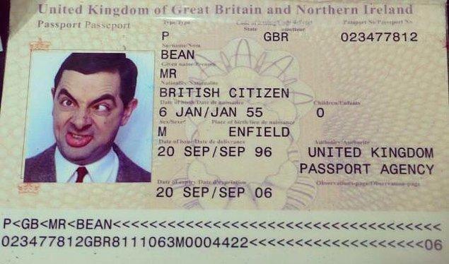 26. Bean (1997)