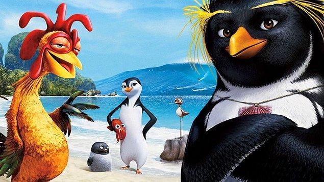 23. Surf's Up (2007)