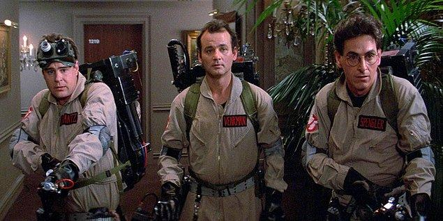 1. Ghostbusters (1984)