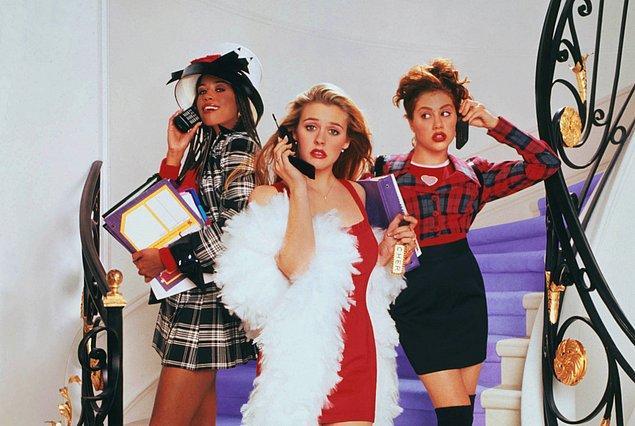 8. Clueless (1995)