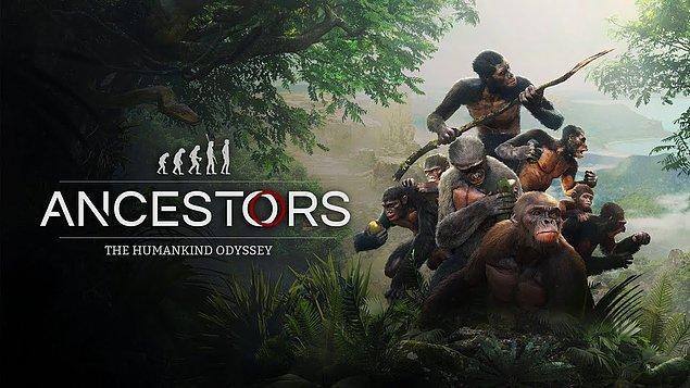 1. Ancestors: The Humankind Odyssey