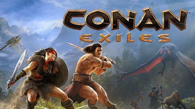 6. Conan Exiles