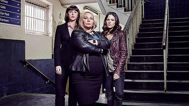 8. No Offence (2015-2018)
