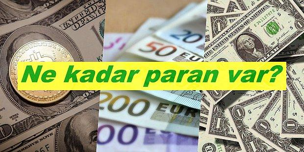 Kripto Piyasasında Ne Kadar Paran Olduğunu Tahmin Ediyoruz!