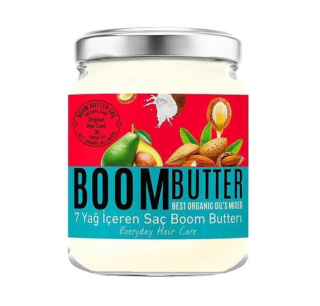 9. Artık Boom Butter mucizesini anlatmaya gerek bile yok...