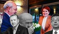 Türkiye Siyasetçilerinin Burçlarını Tahmin Edebilecek misin?