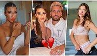 Kourtney Kardashian'ın Eski Eşi Scott Disick Mesajları İfşa Olunca Model Sevgilisi Tarafından Terk Edildi!
