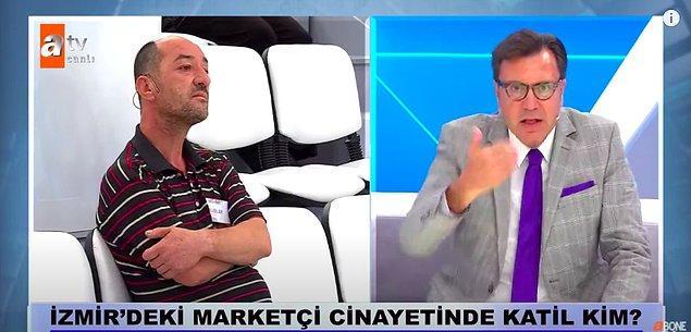 Ayrıca programda Müge Anlı ve Adli Tıp Uzmanı Mehmet Şevki Sözen, Kubilay'ın sol elini rahatlıkla kullandığına da dikkat çekti.