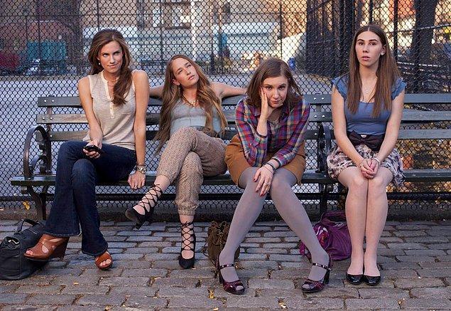 13. Girls (2012-2017)