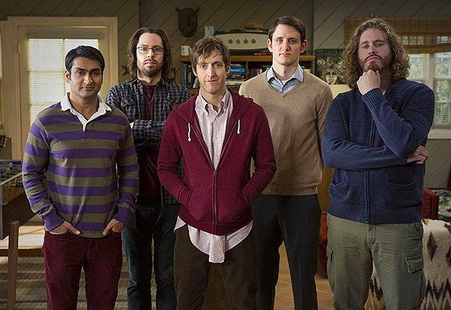 9. Silicon Valley (2014-2019)