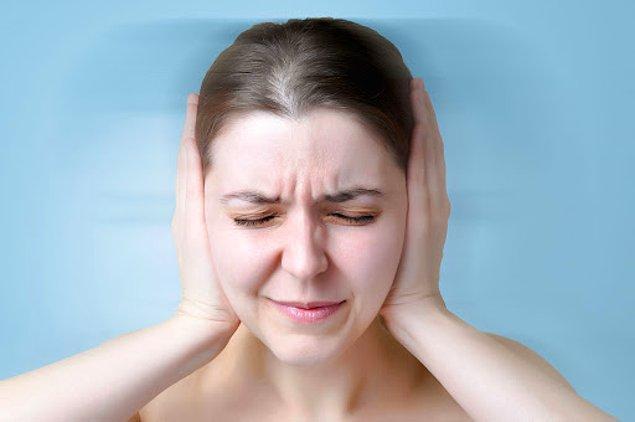 1. Kulak çınlaması