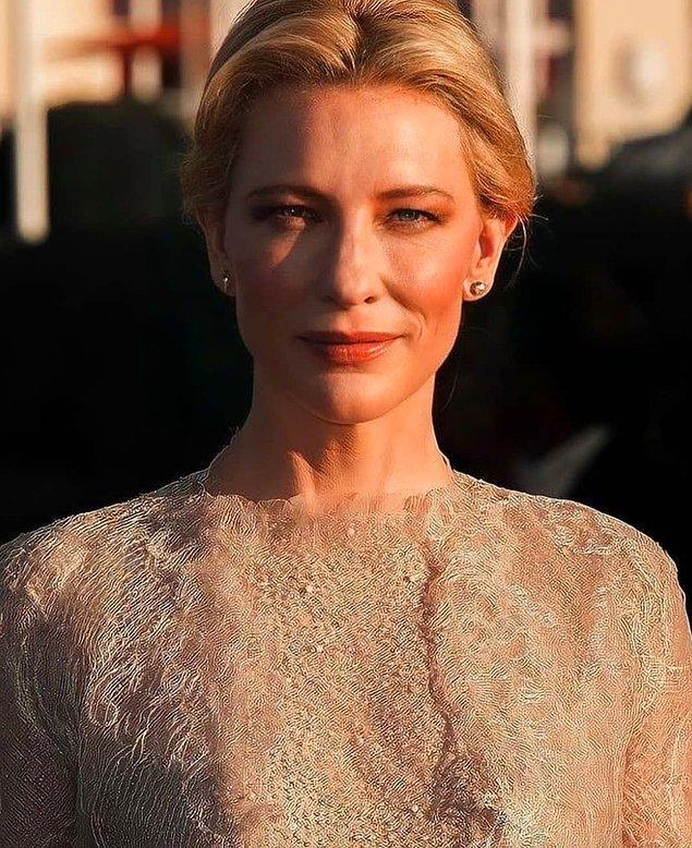 4. Cate Blanchett: