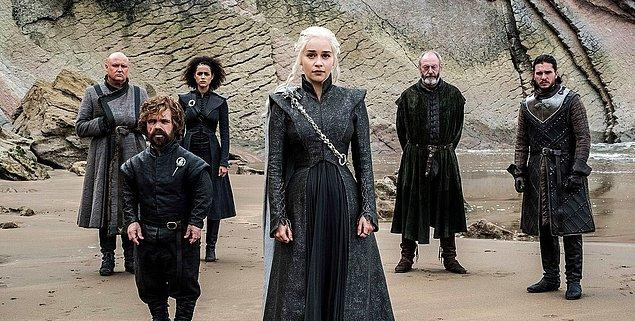 5. Game of Thrones (2011-2019)