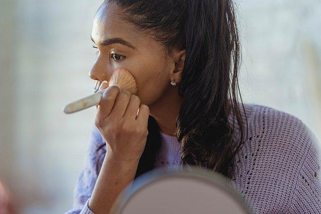 1. Bakteriler hava alamayan cilde zarar veriyor.