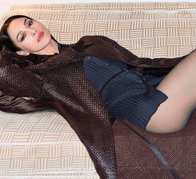 12. Monica Bellucci: