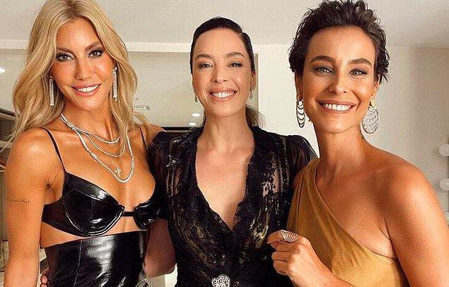 Çağla Şıkel, Arzum Onan, Azra Akın gibi isimlerin jüri koltuğunda oturduğu Miss Turkey 2021 finali, bugün gerçekleşti.