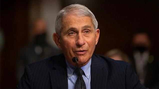 """Fauci, Senato'ya söz konusu araştırmanın """"işlev kazanımı tanımına girmemek için nitelikli kişiler tarafından defalarca değerlendirildiğini"""" söyledi."""
