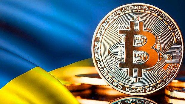 Ukrayna'da Meclisin Hazırladığı Kanunla Kripto Para İşlemleri Yasal Hale Geldi!