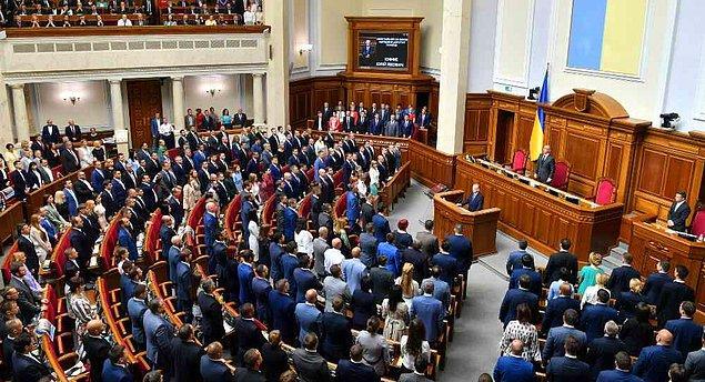 Meclisten geçti, Devlet Başkanı Volosymyr Zelensky'nin imzası ile yürürlüğe girecek!