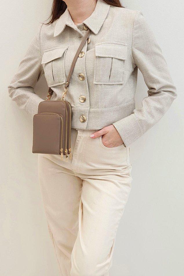 Küçük ama pratik bir çanta modeli arıyorsanız, Marjin postacı çantalarına göz atmanız gerekiyor.