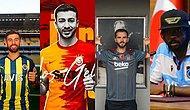 Bir Transfer Sezonu Daha Bitti! Süper Lig Kulüplerinde Bu Sezon Tüm Gelenler ve Gidenler
