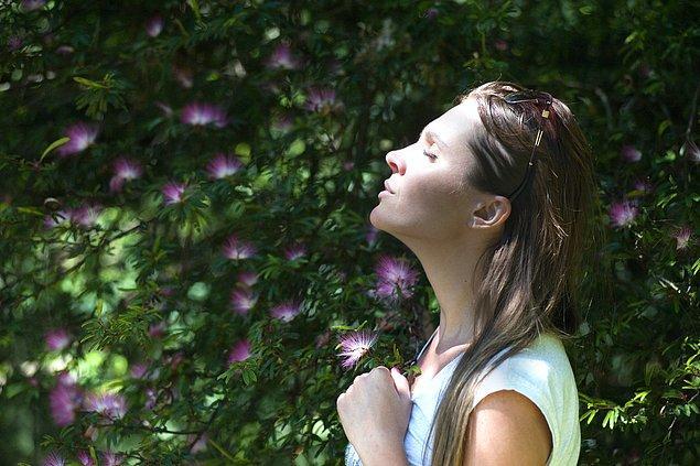 3. Rahat nefes almanızı engeller.
