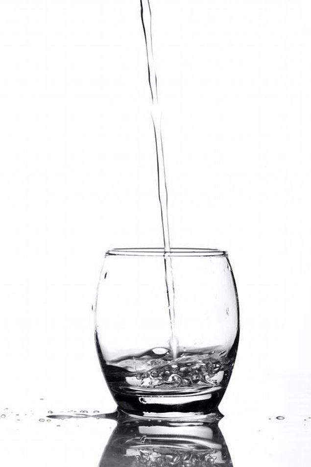 8. Yaşamsal fonksiyonların kaynağı: Su!