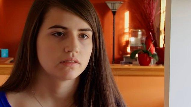 Doktor görüşmesinden sonra bir daha benzin içmek istemediğini söyleyen Shannon, benzin içme bağımlılığının ona verdiği zararları artık bildiğini söylüyor.