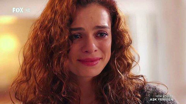 2015 yılına geldiğimizde kendisini 'Aşk Yeniden'deki 'Zeynep' karakteriyle görmüştük. Bu dizi de epeyce ses getirmişti hatırlarsanız.