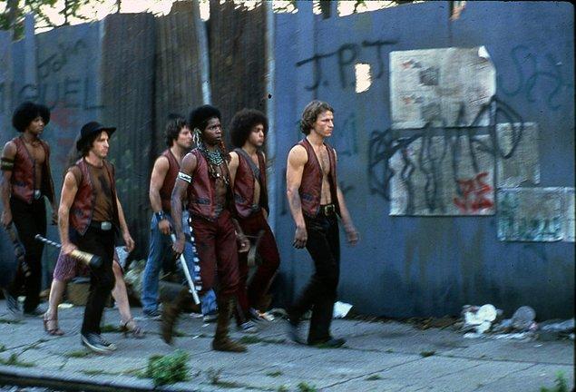 40. The Warriors (1979)
