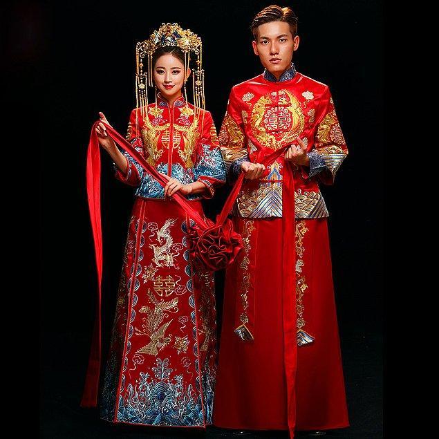 """""""Yok artık!"""" dedirten bir Tayvan evlilik geleneği..."""