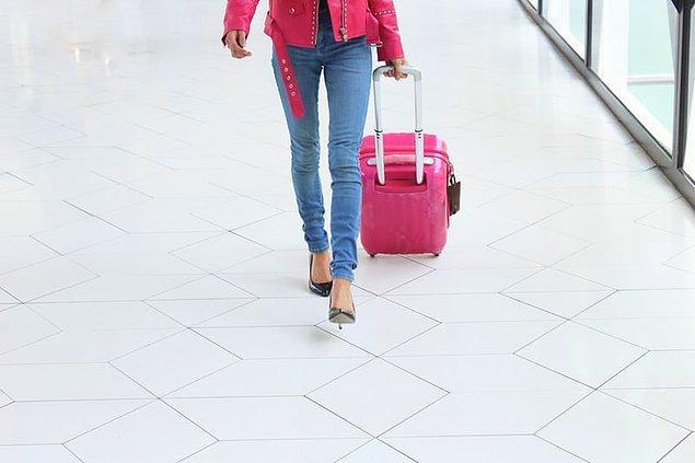 3. Valizinizi hafif hazırlamayı ihmal etmeyin.