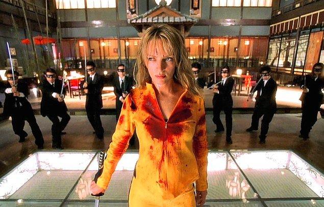 23. Kill Bill Volume 1 & 2 (2003-2004)