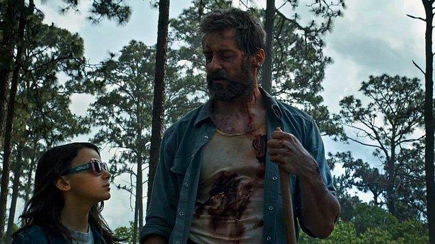 22. Logan (2017)