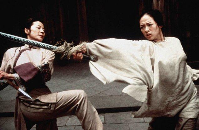 17. Crouching Tiger, Hidden Dragon (2000)