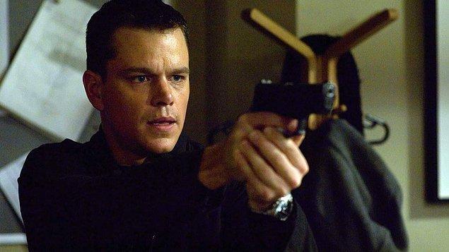 12. The Bourne Identity (2002)