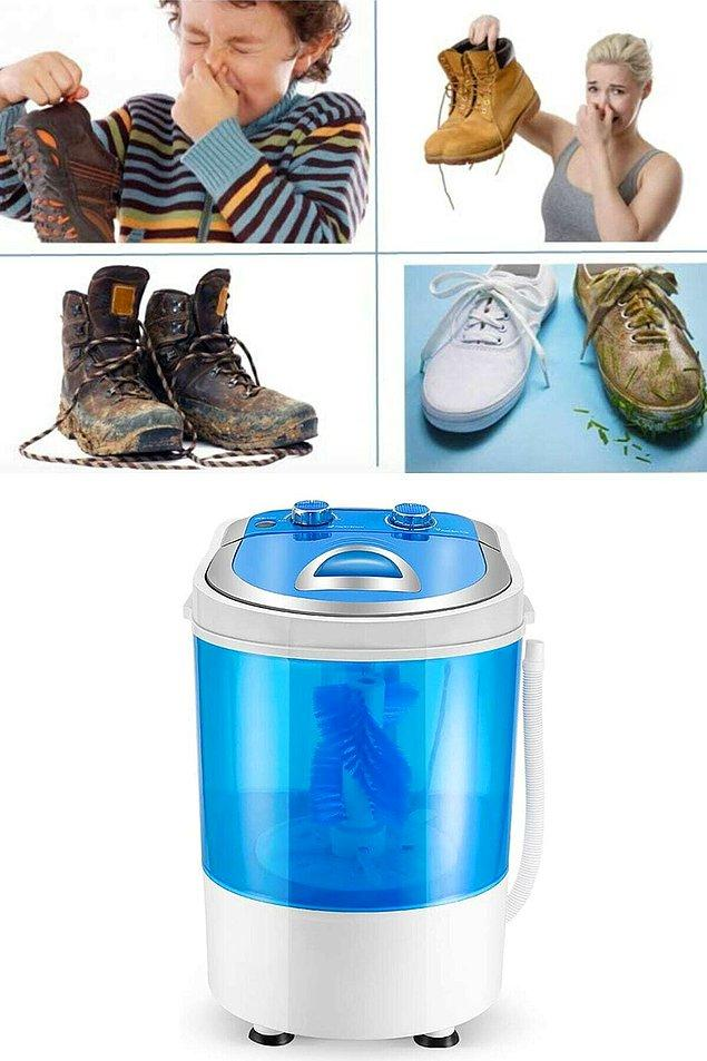 12. Portatif çamaşır makinesine ihtiyacınız olabileceği daha önce hiç aklınıza gelmiş miydi?